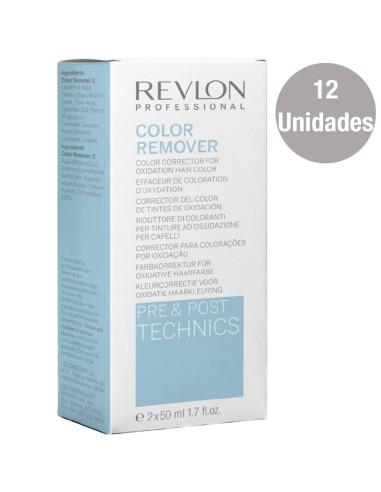 Color Remover 2x50ml - Pack 12x Revlon desc | Revlon Outlet