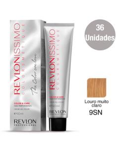 Pack 36x Colorsmetique 9SN 60ml Revlonissimo Revlon desc Colorsmetique