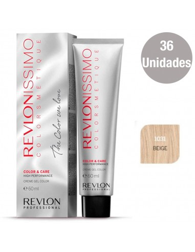 Pack 36x Colorsmetique 1031 Revlonissimo Revlon desc Colorsmetique