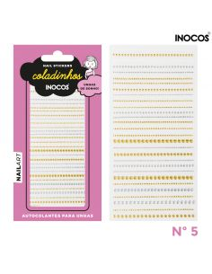 Autocolantes para Unhas Inocos nº5 | INOCOS Nail Art