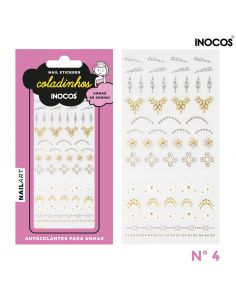 Autocolantes para Unhas Inocos nº4 | INOCOS Nail Art