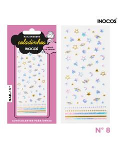 Autocolantes para Unhas - Inocos nº8 | INOCOS Nail Art