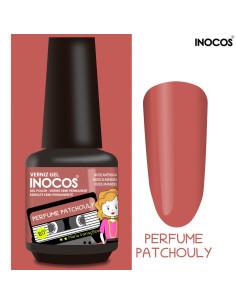 Perfume Patchouly Verniz Gel 15ml - Coleção Maria Variações - Inocos Verniz Gel INOCOS Inocos