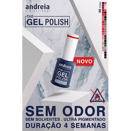 The Gel Polish Andreia - Favoritos - PL1
