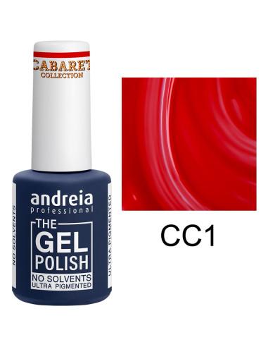 The Gel Polish Andreia - Favoritos - CC1 | The Gel Polish Andreia