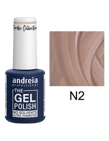 The Gel Polish Andreia - Favoritos - N2