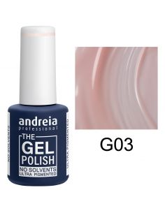 The Gel Polish Andreia - Classics & Trends - G03 | The Gel Polish Andreia