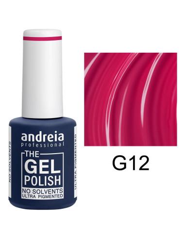 The Gel Polish Andreia - Classics & Trends - G12   The Gel Polish Andreia