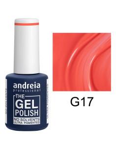 The Gel Polish Andreia - Classics & Trends - G17 | The Gel Polish Andreia Professional