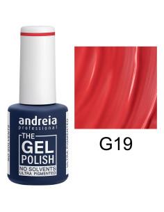 The Gel Polish Andreia - Classics & Trends - G19 | The Gel Polish Andreia Professional