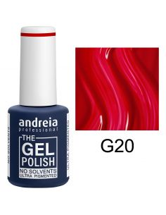 The Gel Polish Andreia - Classics & Trends - G20 | The Gel Polish Andreia