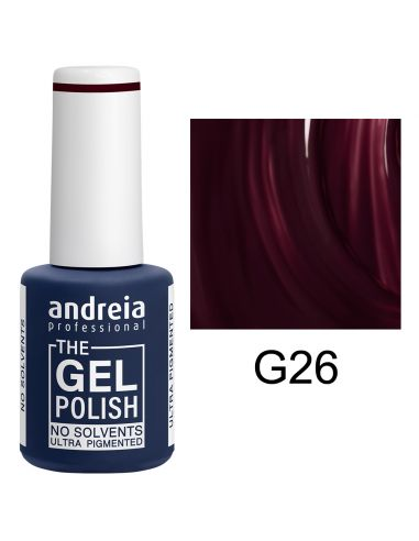 The Gel Polish Andreia - Classics & Trends - G26