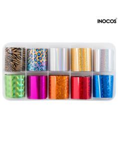 Festa - Nail Art Foil 001 - Inocos | INOCOS Nail Art