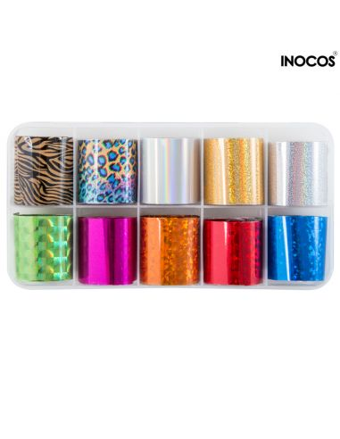 Festa - Nail Art Foil 001 - Inocos