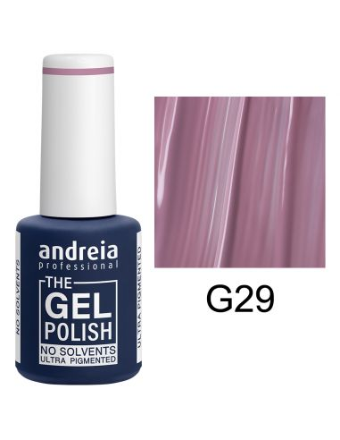 The Gel Polish Andreia - Classics & Trends - G29