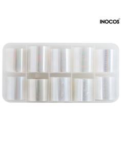 Holográfico - Nail Art Foil 003 - Inocos | Inocos