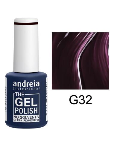The Gel Polish Andreia - Classics & Trends - G32