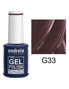 The Gel Polish Andreia - Classics & Trends - G33 | The Gel Polish Andreia