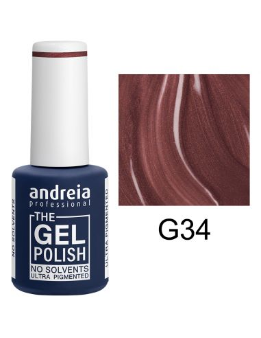 The Gel Polish Andreia - Classics & Trends - G34