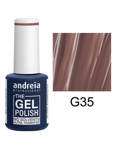 The Gel Polish Andreia - Classics & Trends - G35 | The Gel Polish Andreia
