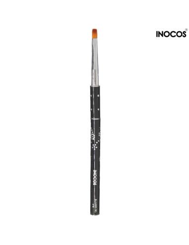 Pincel Builder Gel nº6 - Inocos