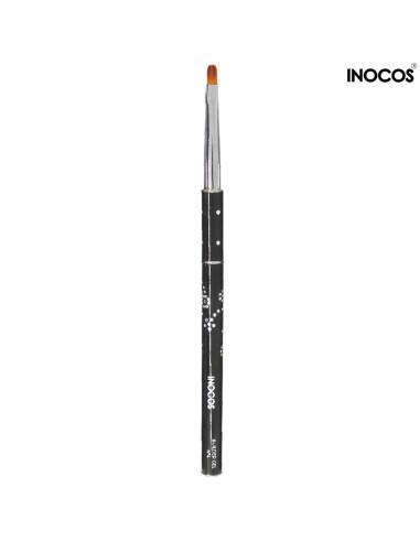 Pincel Builder Gel nº4 - Inocos