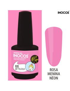 Bebé Ritinha Verniz Gel 15ml - Inocos | INOCOS Verniz Gel