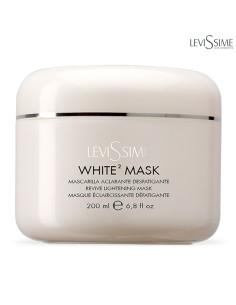 White Máscara Aclara e Reduz Manchas Levissime 200ml | Estética