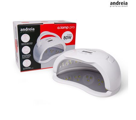 Andreia A.Lamp Pro - Catalisador LED/UV 80W