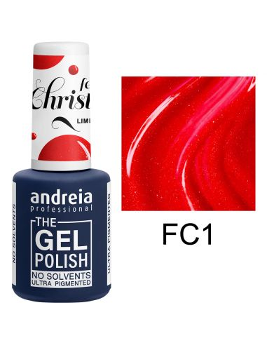 The Gel Polish Andreia -  Feels Like Christmas Col