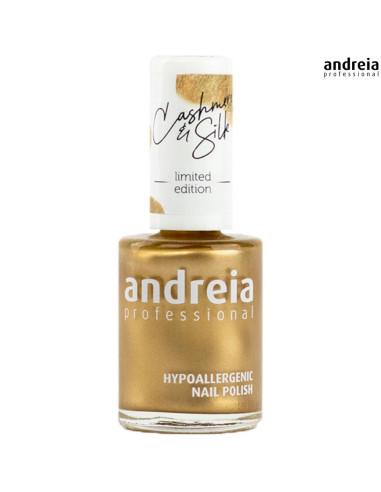 """Verniz andreia 14ml Nº CS5 Cashmere & Silk Coleção de Cores de Vernizes """"Andreia 14ml"""" Andreia Higicol"""