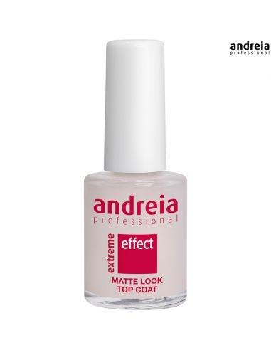 TOP COAT EFEITO MATE 10.5ml EXTREME CARE & EFFECT Tratamentos  Andreia Higicol