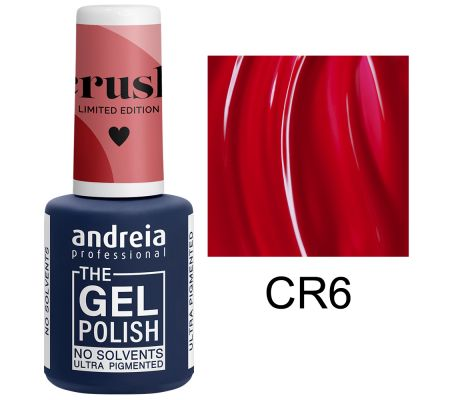 The Gel Polish Andreia - Crush Collection - CR6