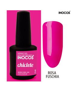Chiclete Verniz Gel 15ml Inocos | INOCOS Verniz Gel