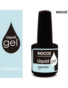 Liquid Gel Transparente 15ml Inocos | INOCOS Liquid Gel