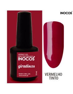 Gira Discos Verniz Gel 15ml Inocos | INOCOS Verniz Gel