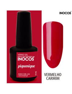 Piquenique Verniz Gel 15ml Inocos | INOCOS Verniz Gel
