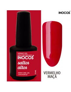 Saltos Altos Verniz Gel 15ml Inocos | INOCOS Verniz Gel