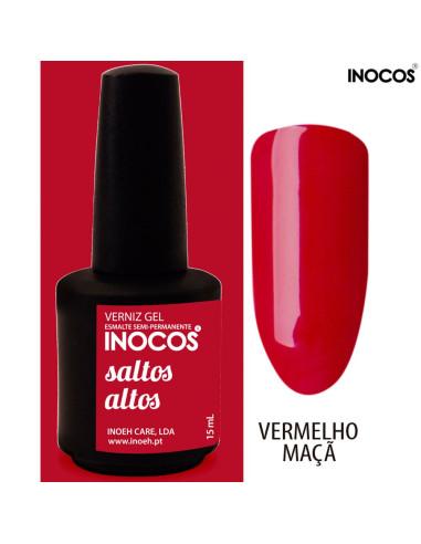 Saltos Altos Verniz Gel 15ml Inocos | INOCOS Verniz Gel