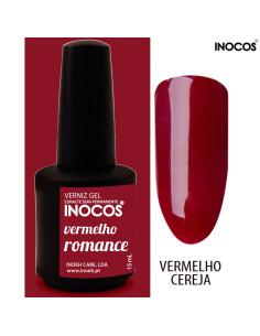 Romance Verniz Gel 15ml Inocos | INOCOS Verniz Gel