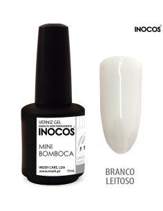 Mini Bomboca Verniz Gel 15ml Inocos | INOCOS Verniz Gel