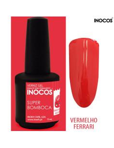Super Bomboca Verniz Gel 15ml Inocos | INOCOS Verniz Gel