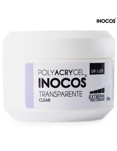 PolyAcrygel Transparente 30gr Inocos