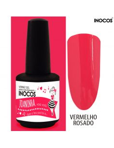 Joaninha Verniz Gel 15ml Inocos | INOCOS Verniz Gel