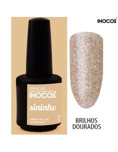 Sininho Verniz Gel 15ml Inocos | INOCOS Verniz Gel