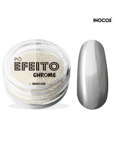 Pó Efeito Chrome 1 g Inocos