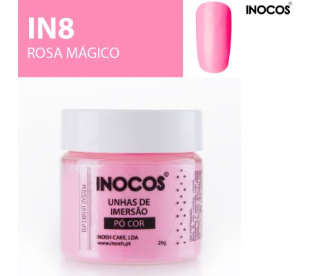 IN8 Rosa Mágico 26g Dipping System Inocos