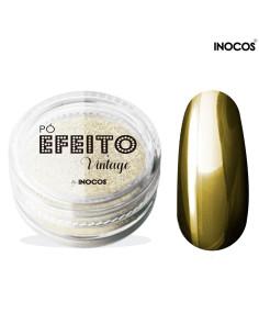 Pó Efeito Vintage 1 g Inocos | INOCOS Nail Art