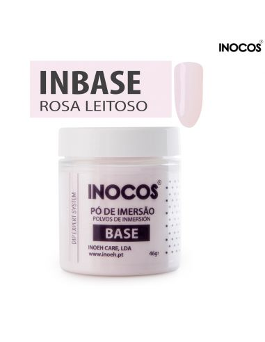 IN Base Rosa Leitoso 46g Dipping System Inocos