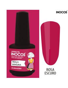 Maria Sangria Verniz Gel 15ml - Inocos   INOCOS Verniz Gel